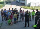 Léto s Lokomotivou 2018 - judo, box, přednáška městské policie