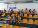 Léto s Lokomotivou 2018 - zakončení tábora, kuželky