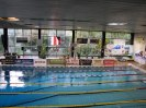 Závody v plavání pro postižené děti a mládež